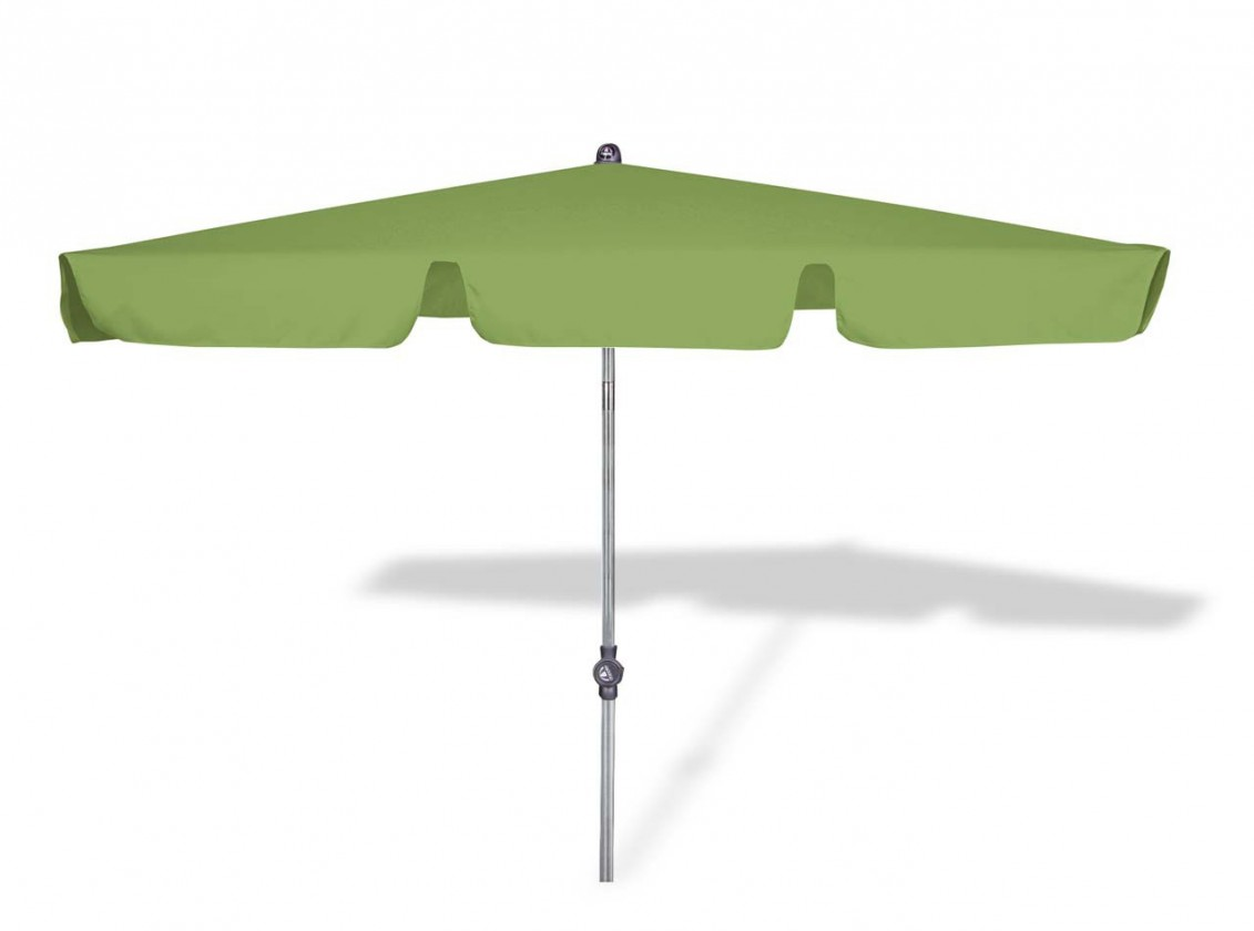Slnečník Active - Slunečník, 180 x 120 cm (zelené jablko)
