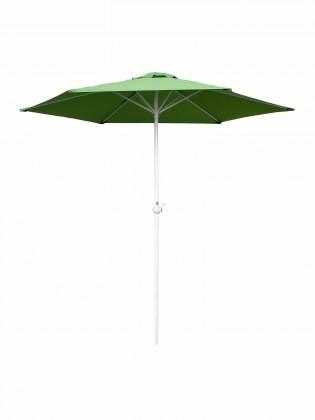 Slnečník Slnečník s kľučkou 230 cm (zelená)