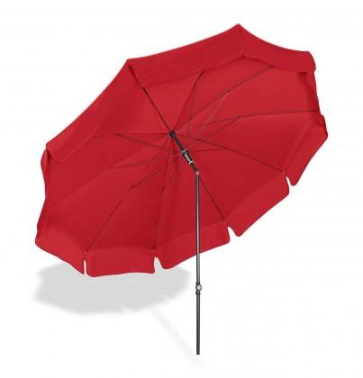 Slnečník Sunline - Slnečník, 250 cm (červená)