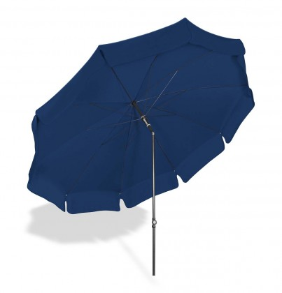 Slnečník Sunline - Slnečník, 250 cm (tmavo modrá)