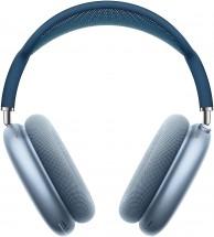 Slúchadlá cez hlavu Apple AirPods Max, modré