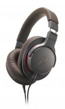 Slúchadlá cez hlavu Audio-Technica ATH-MSR7bGM, hnedé
