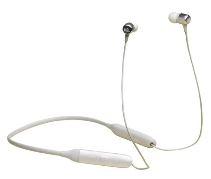 Slúchadlá cez hlavu Bezdrôtové slúchadlá JBL Live220BT, biele