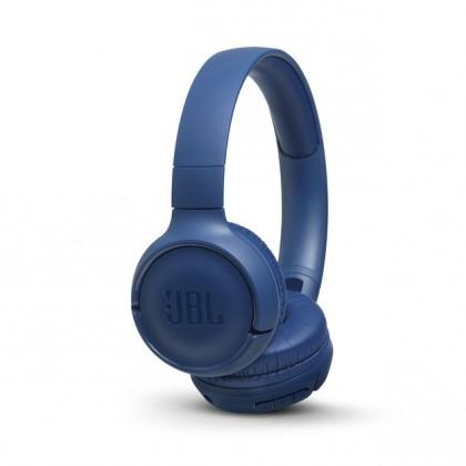 Slúchadlá cez hlavu Bezdrôtové slúchadlá JBL Tune 500BT, modré