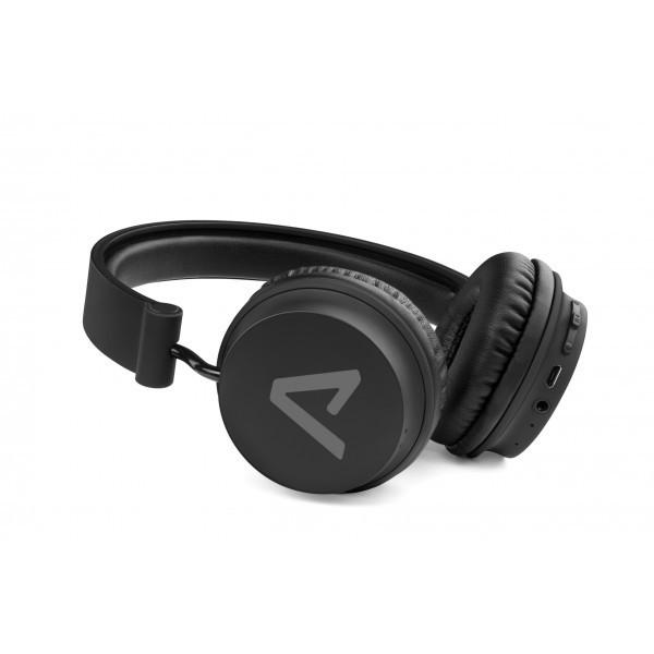 Slúchadlá cez hlavu Bezdrôtové slúchadlá LAMAX Beat Blaze B-1, čierne