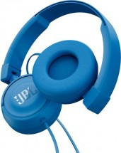 Slúchadlá cez hlavu JBL T450 modrá