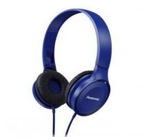 Slúchadlá cez hlavu Panasonic RP-HF100E-A, modré