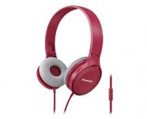 Slúchadlá cez hlavu Panasonic RP-HF100ME-P, ružové