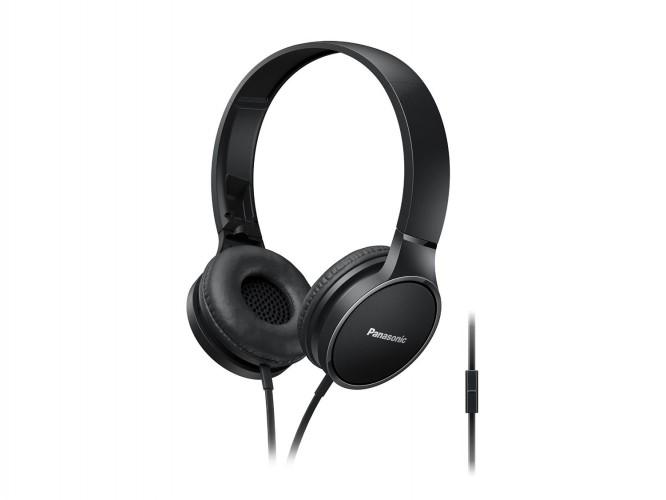 Slúchadlá cez hlavu Panasonic RP-HF300ME-K, čierne