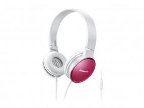 Slúchadlá cez hlavu Panasonic RP-HF300ME-P, ružové