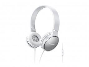 Slúchadlá cez hlavu Panasonic RP-HF300ME-W, biele