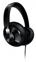 Slúchadlá cez hlavu Philips SHP6000 / 10, čierna