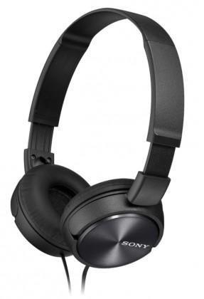 Slúchadlá cez hlavu Slúchadlá cez hlavu Sony MDR-ZX310APB, čierne