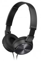 Slúchadlá cez hlavu Sony MDR-ZX310APB, čierne