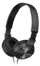 Slúchadlá cez hlavu Sony MDR-ZX310B, čierne