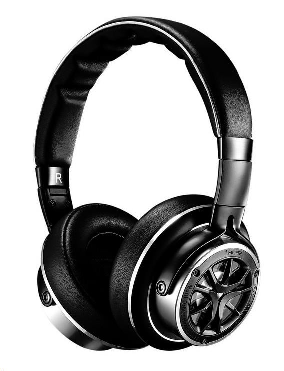Slúchadlá do uší 1MORE Triple Driver Over-Ear Headphones Silver