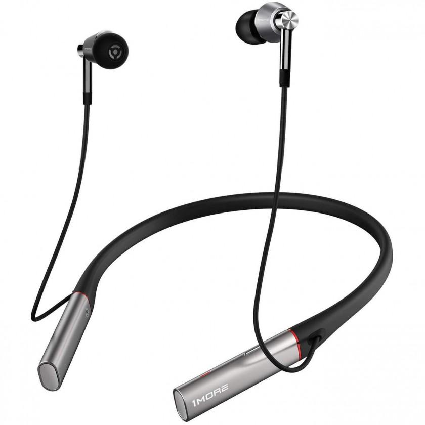 Slúchadlá do uší Bezdrôtové slúchadlá 1MORE Triple Driver Bluetooth, strieborné