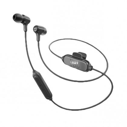 Slúchadlá do uší Bezdrôtové slúchadlá JBL E25BT čierna