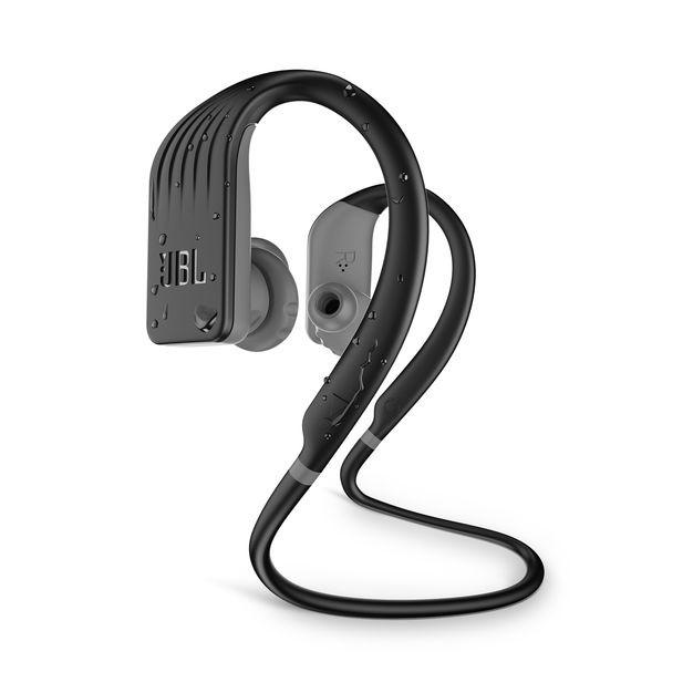 Slúchadlá do uší Bezdrôtové slúchadlá JBL Endurance Jump, čierna
