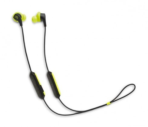 Slúchadlá do uší Bezdrôtové slúchadlá JBL Endurance Run BT, zelená