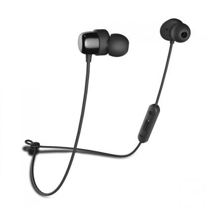 Slúchadlá do uší Bezdrôtové slúchadlá Niceboy HIVE E2, čierne
