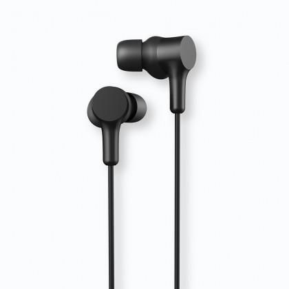 Slúchadlá do uší Bezdrôtové slúchadlá Niceboy HIVE E3, čierne