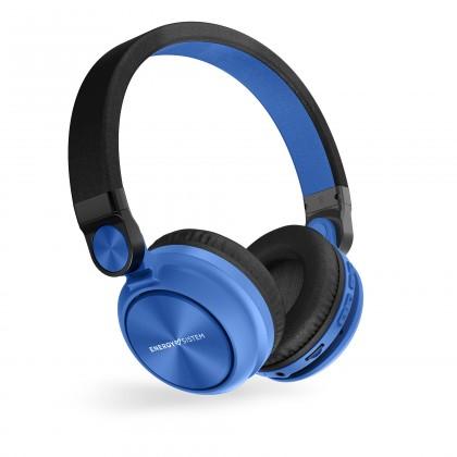 Slúchadlá do uší ENERGY Headphones BT Urban 2 Radio Indigo