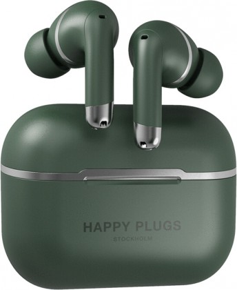 Slúchadlá do uší Happy Plugs AIR 1 ANC - Green