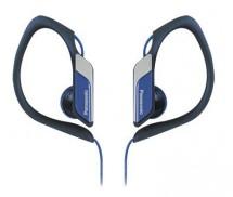 Slúchadlá do uší Panasonic RP-HS34E-A, čierno-modré