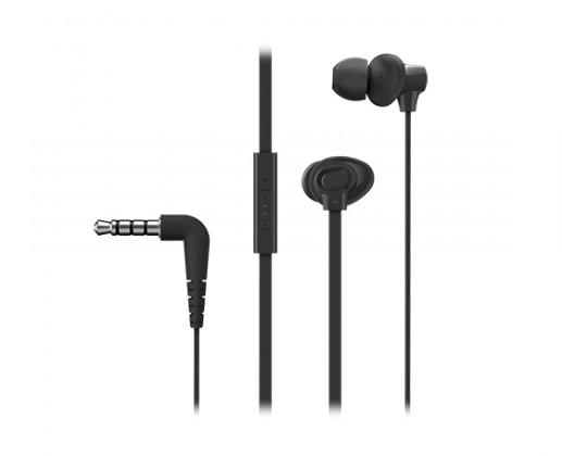 Slúchadlá do uší Panasonic RP-TCM130E-K, Black