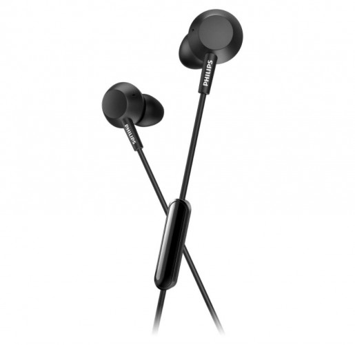 Slúchadlá do uší Philips TAE4105BK, čierne