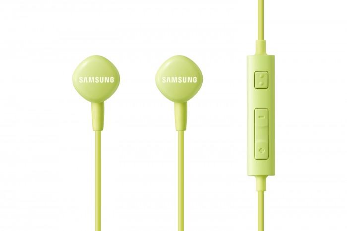 Slúchadlá do uší Samsung EO-HS1303, zelená