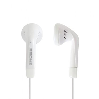 Slúchadlá do uší Slúchadlá do uší Koss KE5W, biele