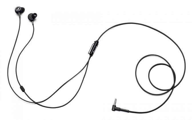Slúchadlá do uší Slúchadlá do uší Marshall Mode, čierne