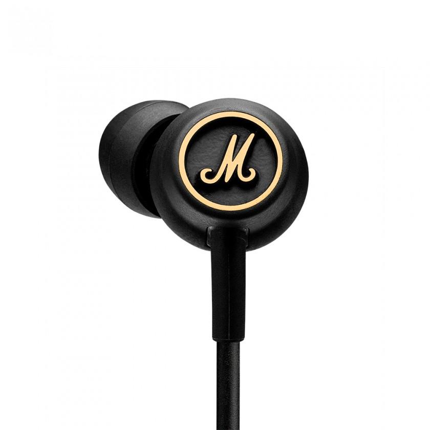 Slúchadlá do uší Slúchadlá do uší Marshall Mode EQ, čierne
