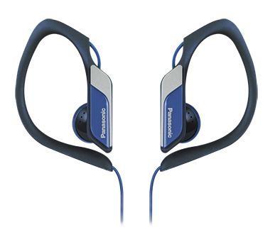 Slúchadlá do uší Slúchadlá do uší Panasonic RP-HS34E-A, čierno-modré