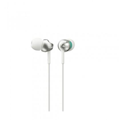 Slúchadlá do uší Slúchadlá do uší Sony MDR-EX110LP, biele