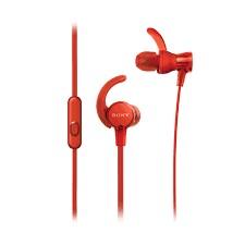 Slúchadlá do uší Slúchadlá do uší Sony MDR-XB510ASR, červené
