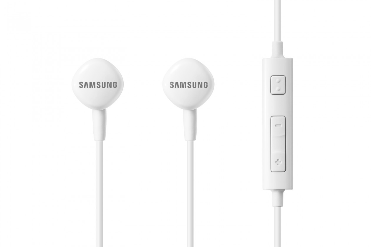 Slúchadlá do uší Slúchadlá Samsung EO-HS1303, biela