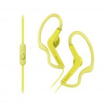 Slúchadlá do uší Sony MDR-AS210APY, žlté