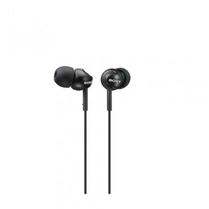 Slúchadlá do uší Sony MDR-EX110LP, čierna