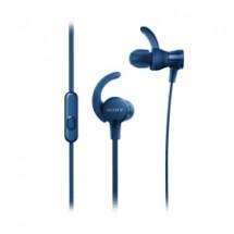 Slúchadlá do uší Sony MDR-XB510ASL, modré
