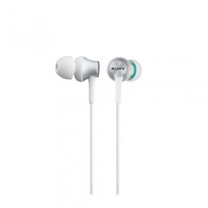 Slúchadlá do uší Sony Slúchadlá MDR-EX450AP biela