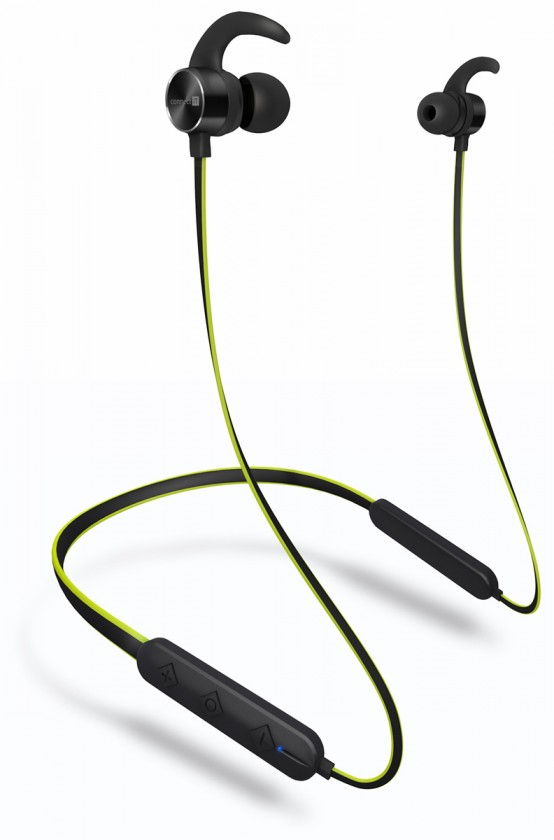 Slúchadlá do uší Športové bezdrôtové slúchadlá Connect IT CEP-4000-GR, zelená