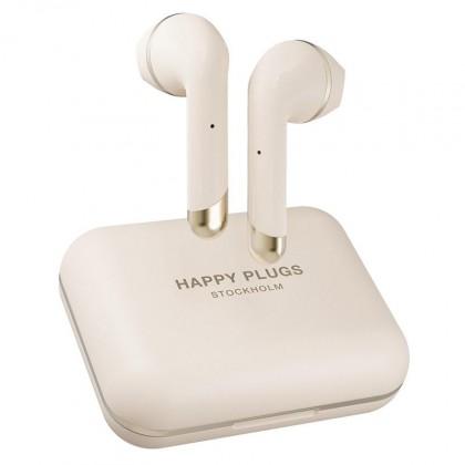 Slúchadlá do uší True Wireless slúchadlá Happy Plugs Air 1 Plus, zlaté