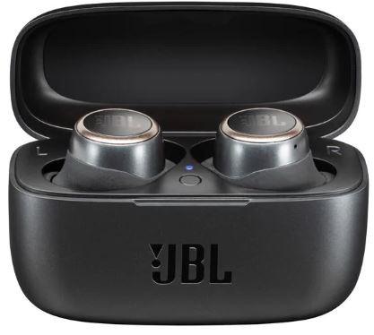 Slúchadlá do uší True Wireless slúchadlá JBL LIVE 300TWS, čierne