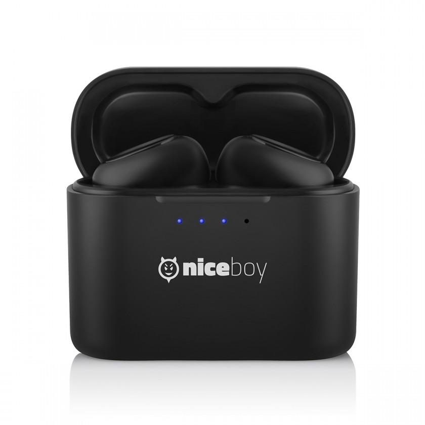 Slúchadlá do uší True Wireless slúchadlá Niceboy HIVE podsie
