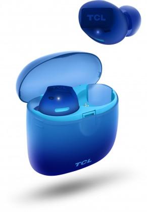 Slúchadlá do uší True wireless slúchadlá  TCL SOCL500TWS modré