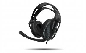 Slúchadlá OZONE Nuke Pro, herné, zvuk 7.1, čierna