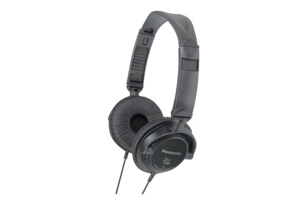 Slúchadlá  Panasonic RP-DJ120E-K